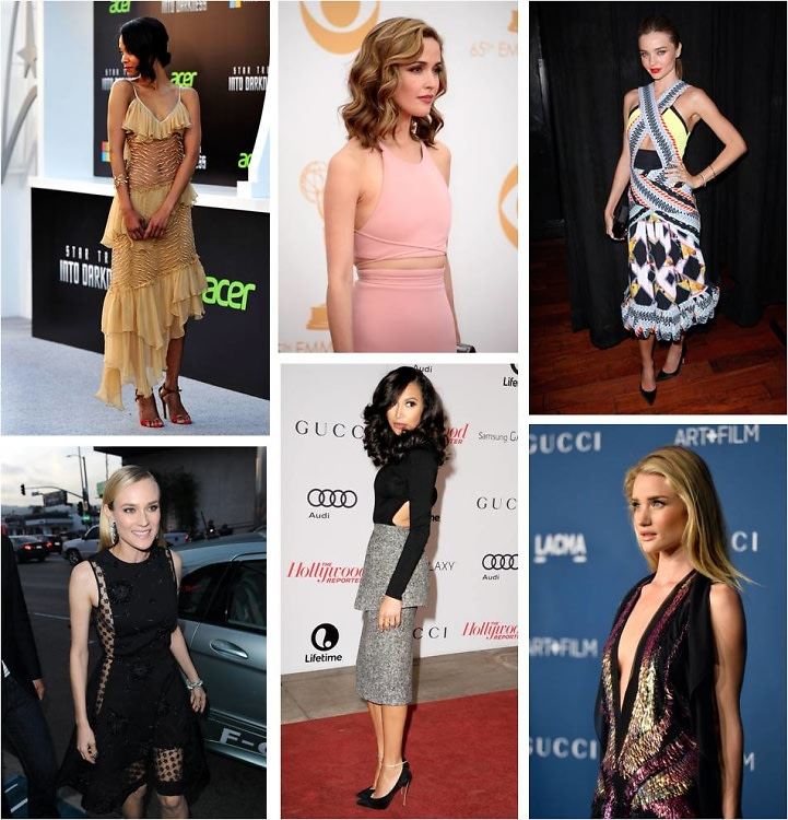 L.A.'s Best Dressed Guests 2013