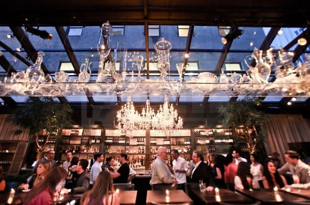 Isola Trattoria & Crudo Bar at Mondrian SoHo
