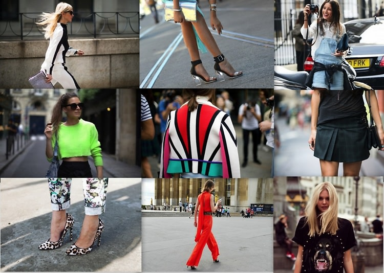 A Year In Fashion The Top Trends Of 2013