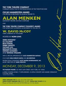 Oscar Hammerstein Award Gala