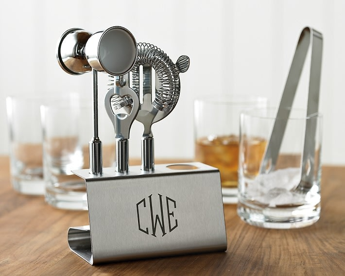 Personalized Bar Tools