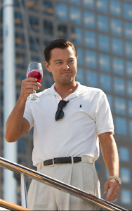 The Wolf of Wall Street New York Premiere