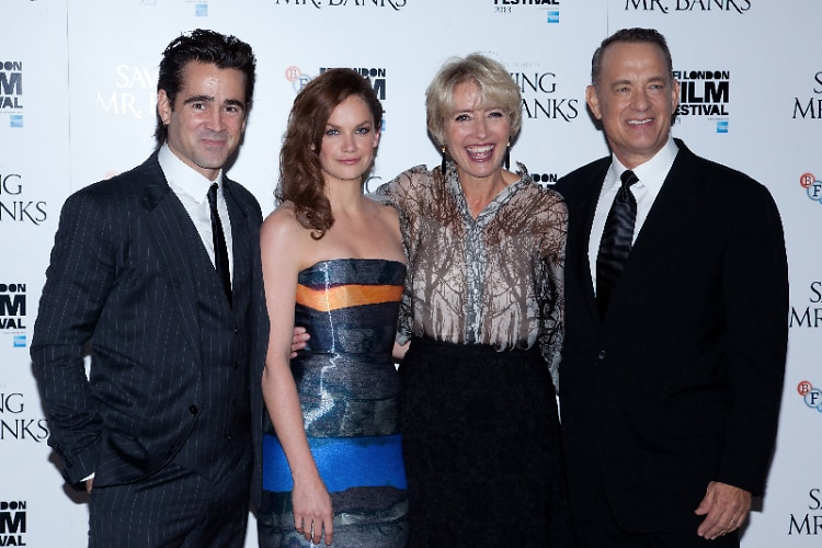 Walt Disney Studios Motion Pictures' Saving Mr. Banks Special Screening