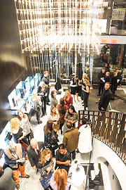 J.Mendel and Town & Country Holiday Party