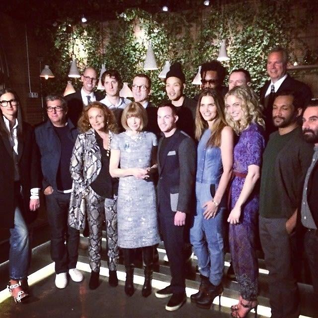 CFDA & Vogue's Fashion Fund Celebration