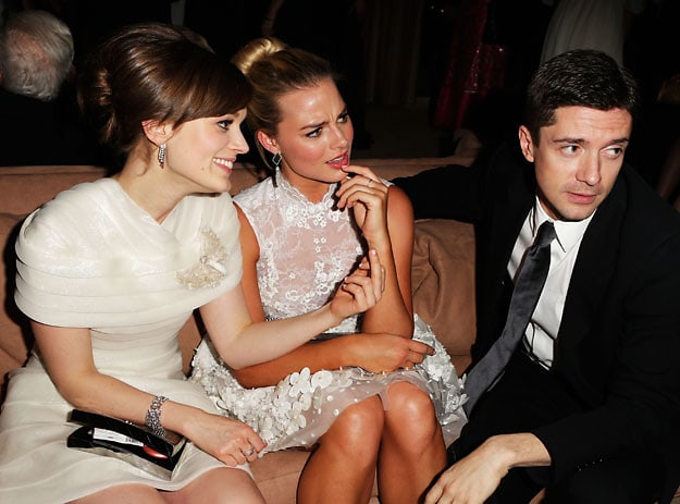 Bella Heathcote, Margot Robbie, Topher Grace