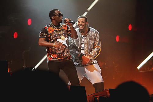 Diddy, Drake