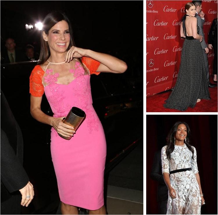 Sandra Bullock, Amy Adams, Naomie Harris