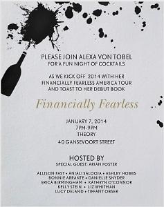 Financially Fearless Debut with Alexa Von Tobel