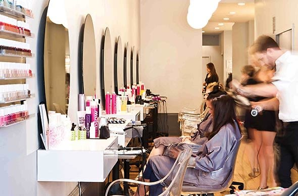 Blow The New York Blow Dry Bar