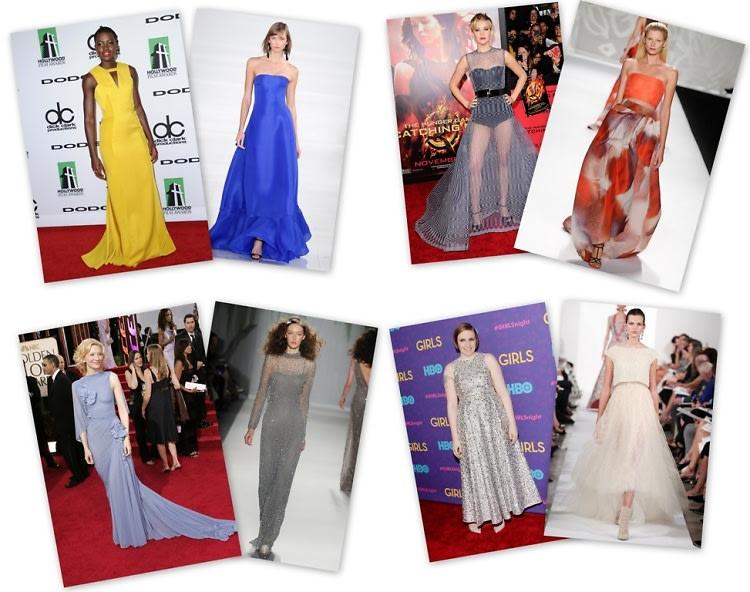 Golden Globe Dress Predictions