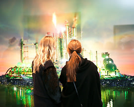 "David LaChappelle ""Land Scape"" Opening Night"