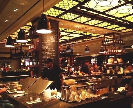 Rockefeller Center Food Court