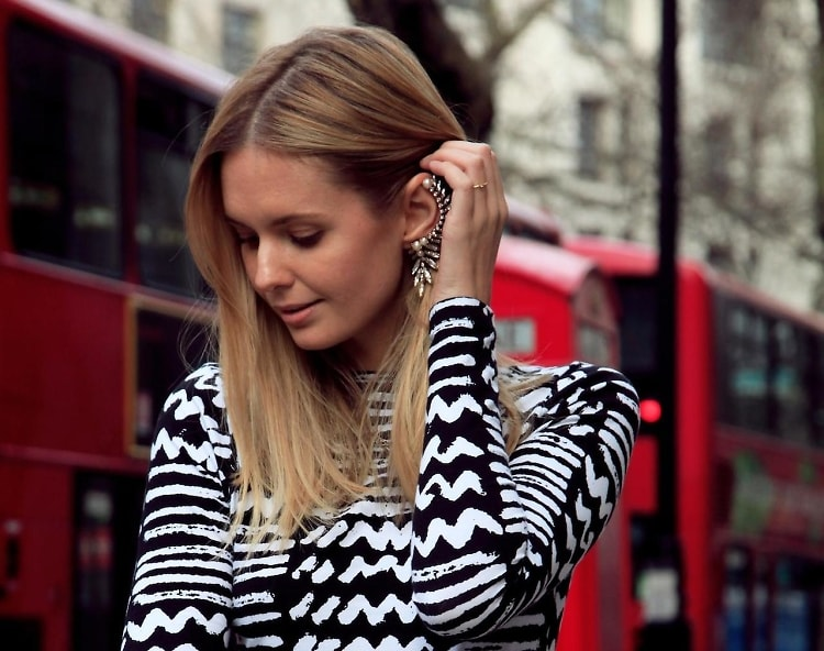 Ear Cuff Street Style