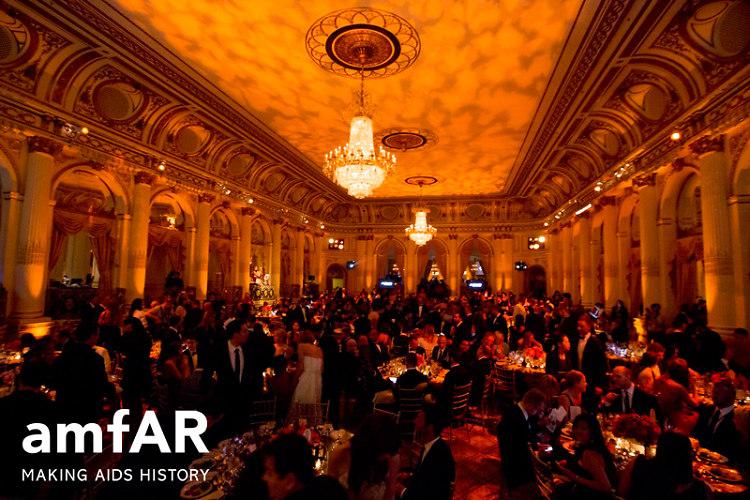 amfAR New York Gala 2014