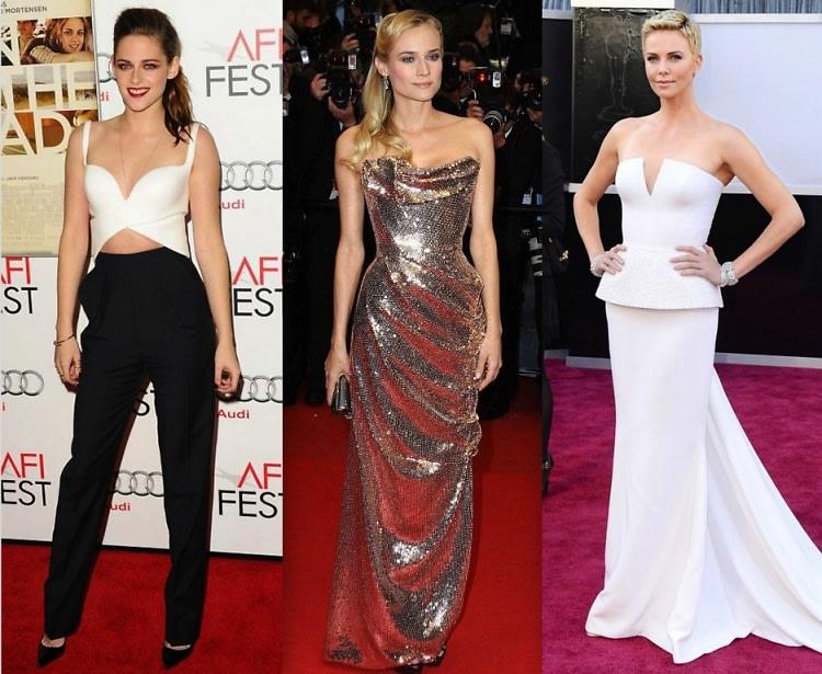 Kristen Stewart, Diane Kruger, Charlize Theron