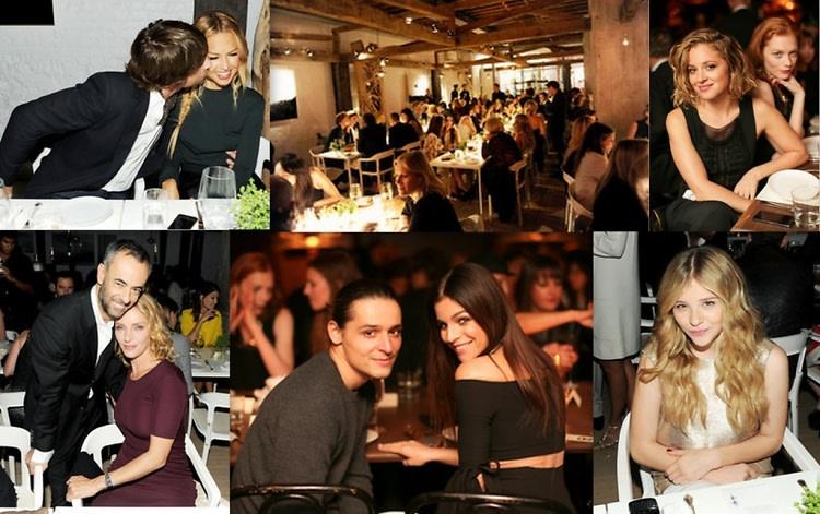 NYC Celebrity Restaurants