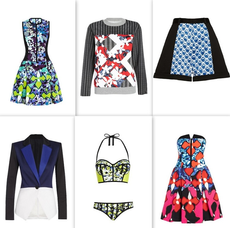 The Peter Pilotto + Target Collaboration