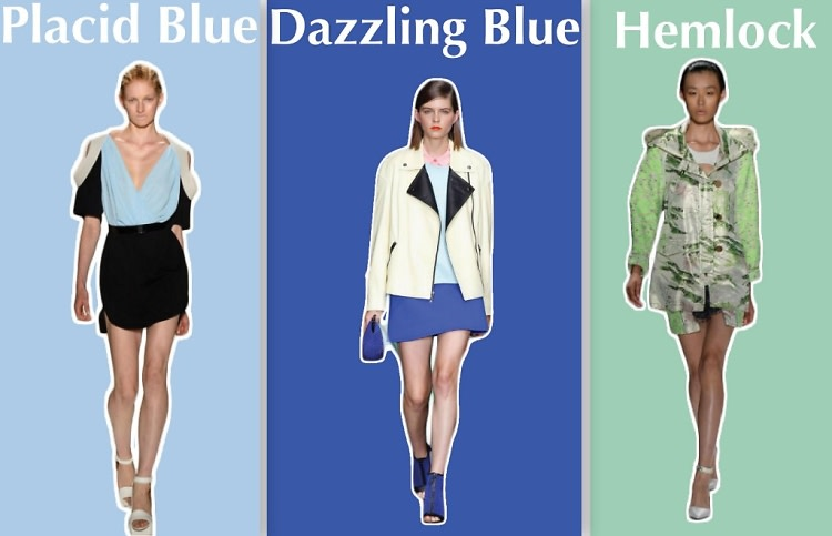 Spring Color Guide