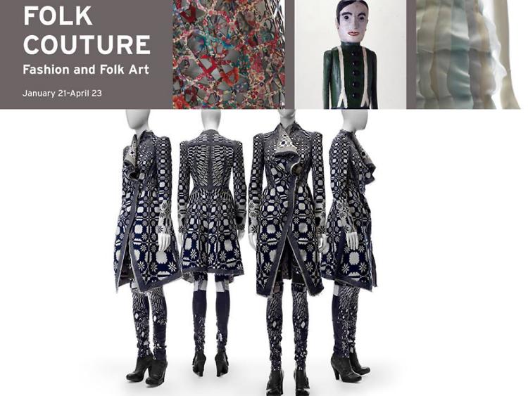 Fashion and Folk Art