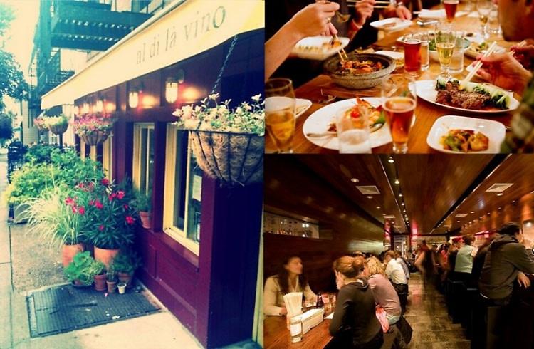 NYC Walk-In Restaurants