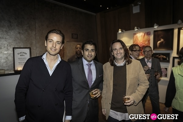 Alexander Gilkes, Osman Khan, Stephen McHugh