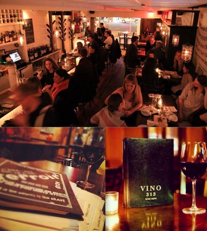 Wine Bars NYC