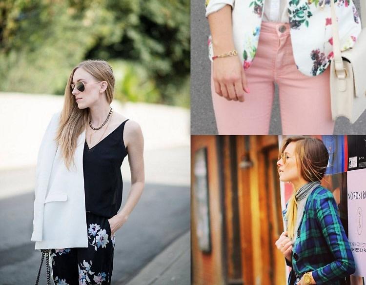 Bold spring blazers