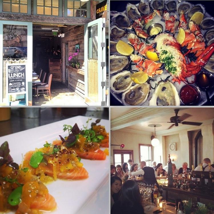 NYC Seafood Restaurants