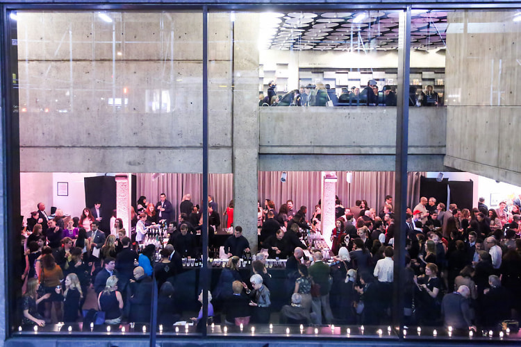 Whitney Biennial Opening Party