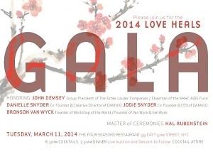 Love Heals 2014 Gala