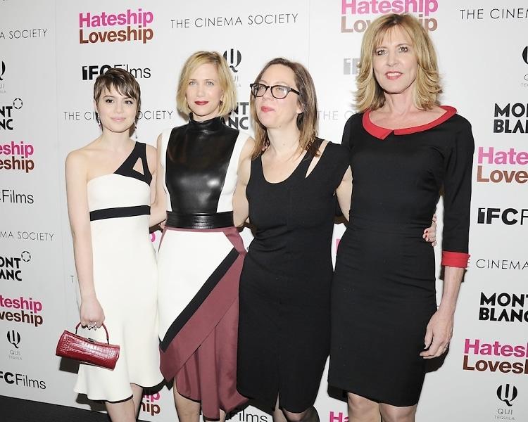Sami Gayle, Kristen Wiig, Liza Johnson, Christine Lahti