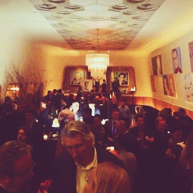 New York Observer Redesign Launch Party