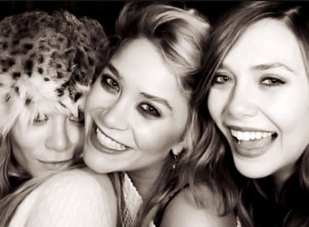Ashley Olsen, Mary-Kate Olsen, Elizabeth Olsen