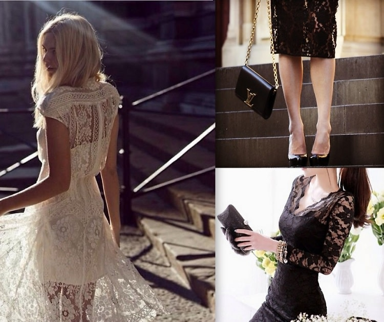 Lace Looks