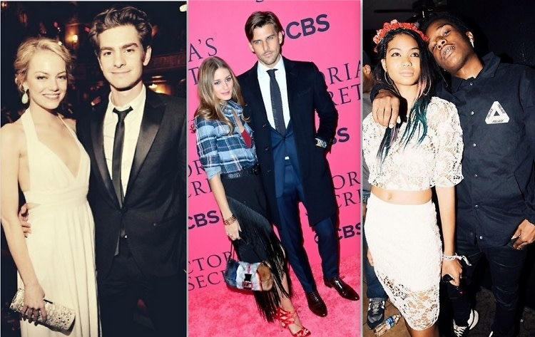 Stylish Celeb Couples