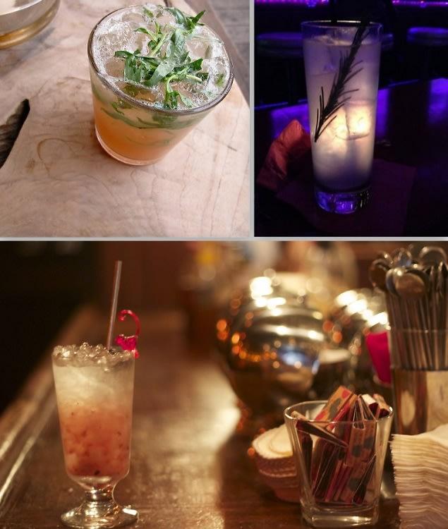 LA Spring Cocktails