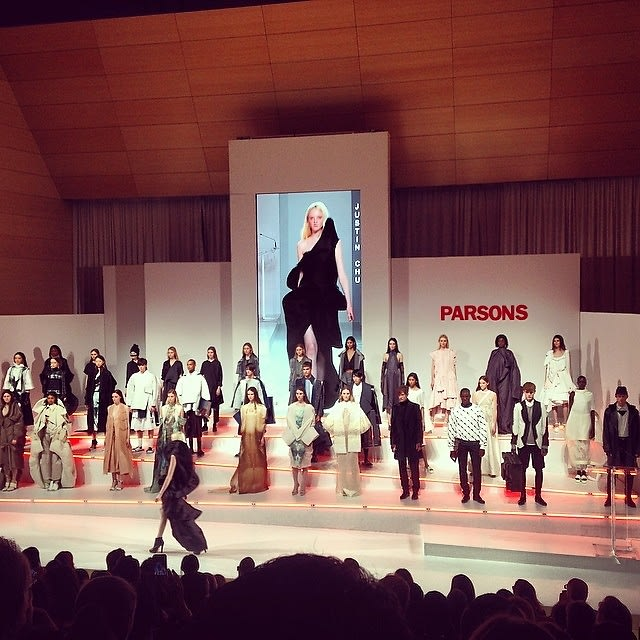 Parsons Fashion Class of 2014