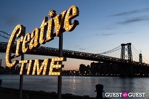 Creative Time Gala