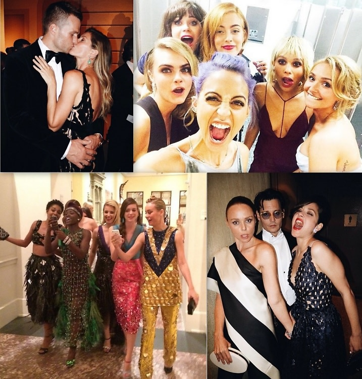 2014 Met Gala Photos