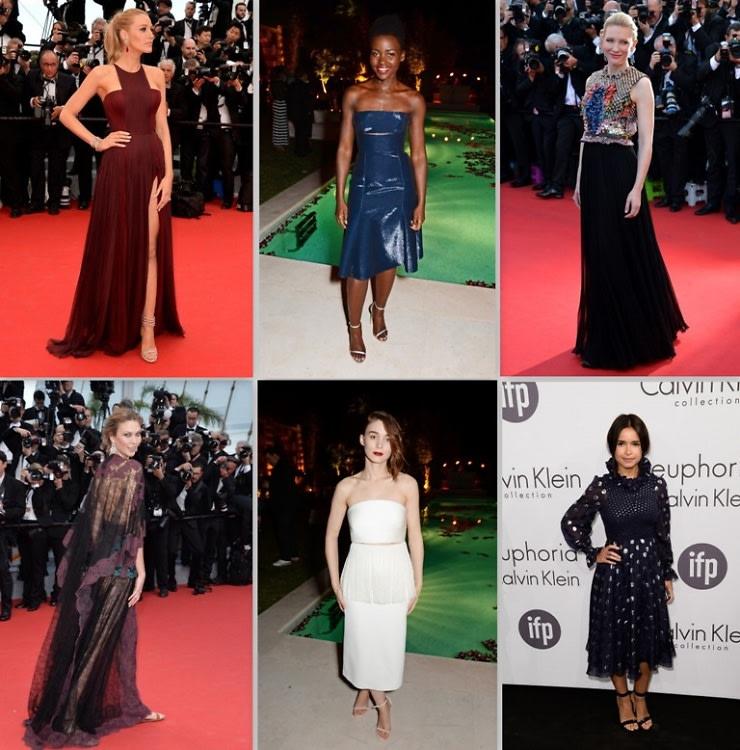 Cannes 2014 Fashion
