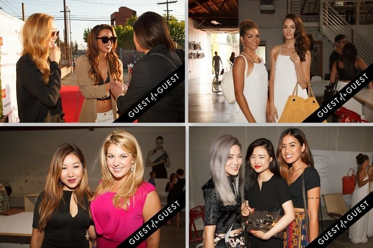 The Onna Ehrlich LA LUXE Launch Party