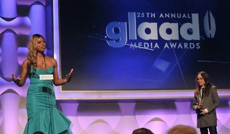 25th Annual Media GLAAD Awards