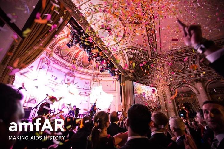 The amFAR New York Inspiration Gala