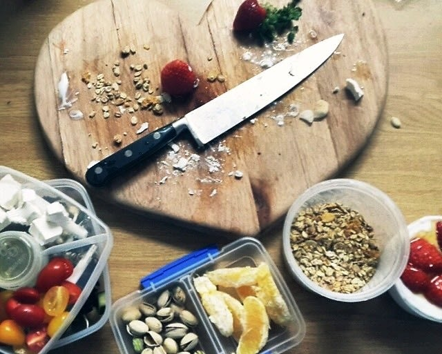 Packed Lunch Recipes