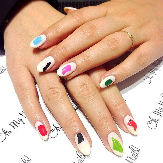 Fabulous Fingers The Best Spots For Nail Art In Nyc