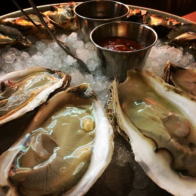 The Best Shuckin Oyster Happy Hours In Nyc