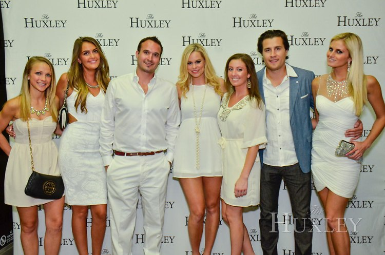 The Huxley White Party