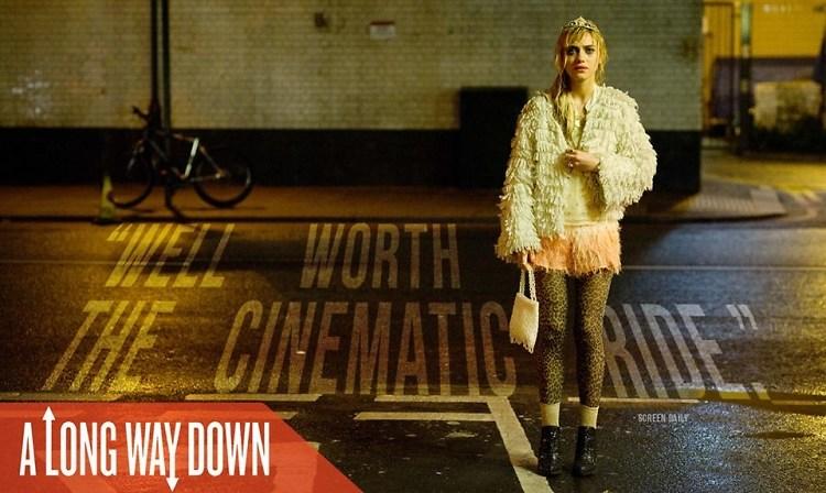 A Long Way Down New York Premiere