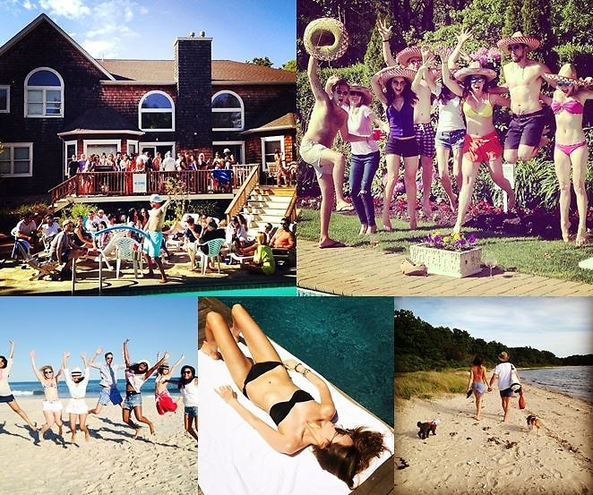 Hamptons Instagrams